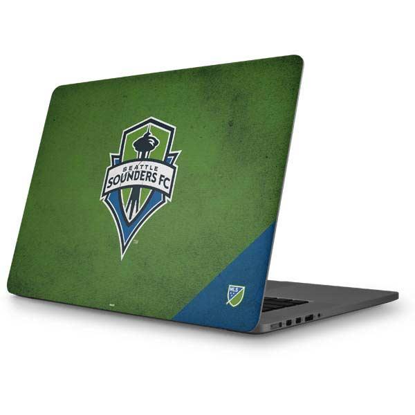 Seattle Sounders FC MacBook Skins