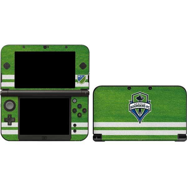 Seattle Sounders FC Nintendo Gaming Skins