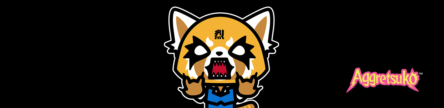 Designs Aggretsuko Phone Cases and Skins
