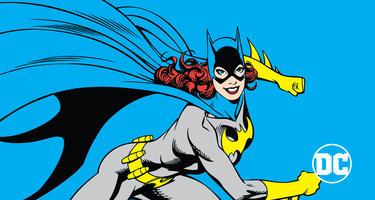 Designs Mob Batgirl Phone Cases and Skins