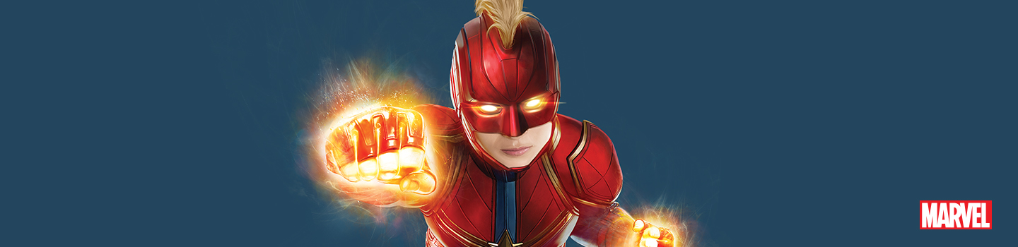 Designs Captain Marvel Phone Cases and Skins