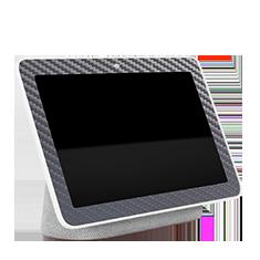 Carbon Fiber Google Home Hub Skins
