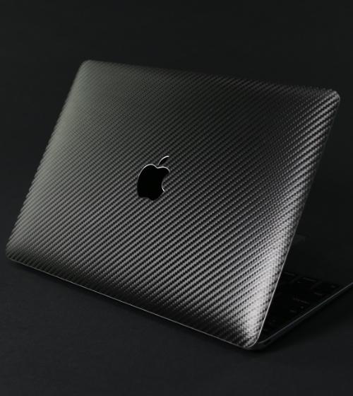 Carbon Fiber MacBook Skins