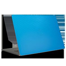 Carbon Fiber Laptop Skins