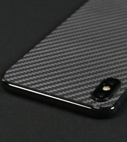 Carbon Fiber Phone Skins