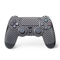 Carbon Fiber PS4 Controller Skins
