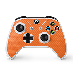 Carbon Fiber Xbox One S Controller Skins