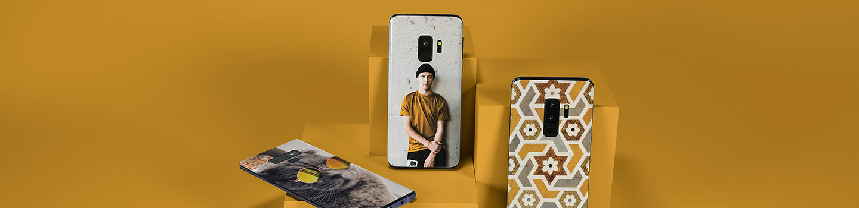 Custom Galaxy Phone Skins
