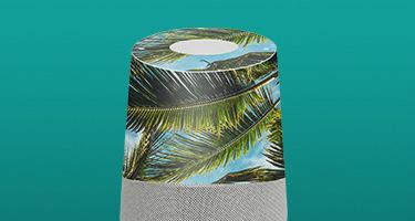 Designs Mob Custom Google Home Skins