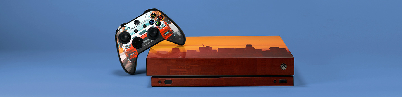 Designs Custom Xbox Skins