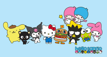 Designs Mob Hello Sanrio Phone Cases and Skins