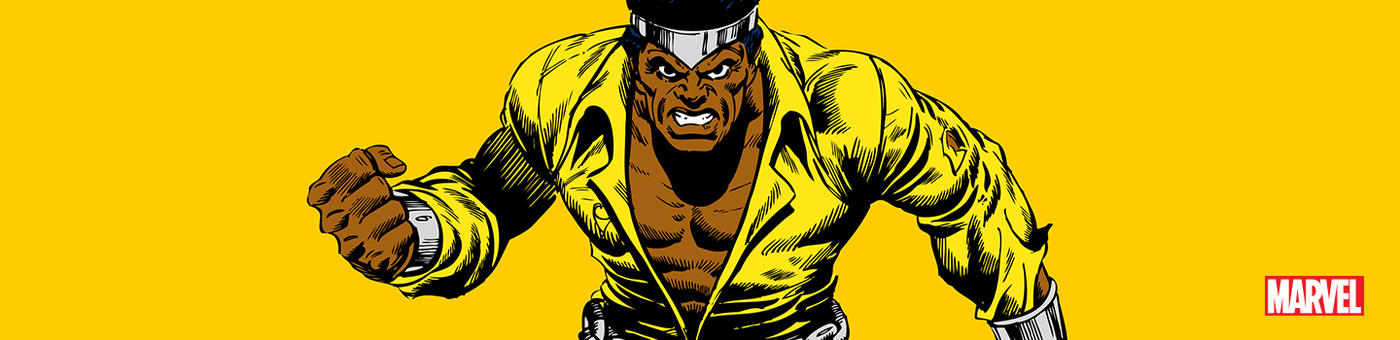 Designs Luke Cage Phone Cases and Skins