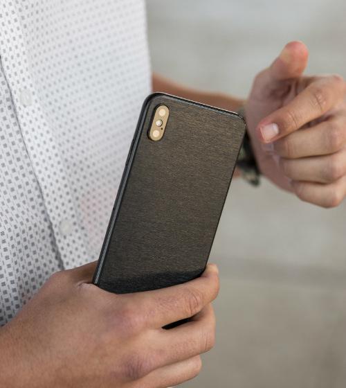 Shop Skinit Metallic Phone Skins