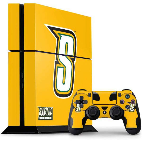 Shop Siena College PlayStation Gaming Skins