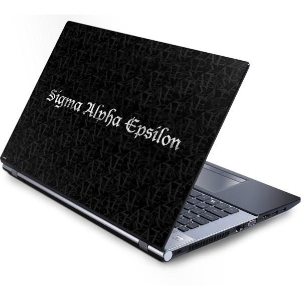 Shop Sigma Alpha Epsilon Laptop Skins