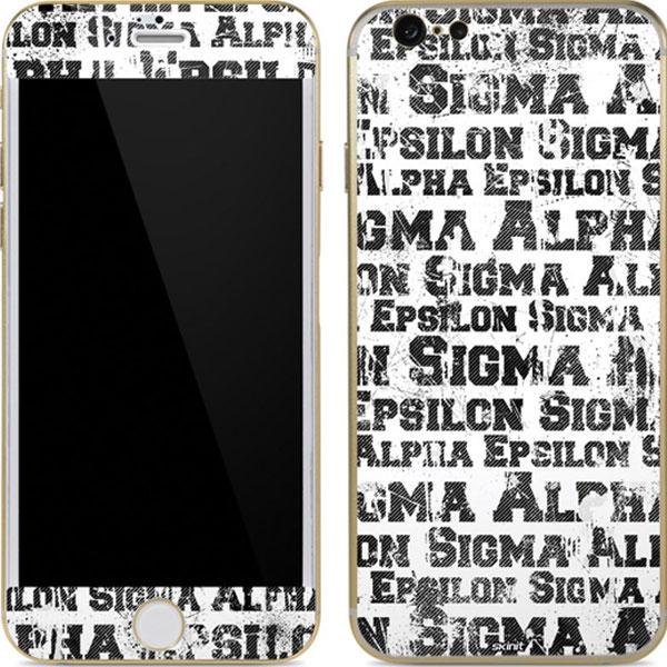 Shop Sigma Alpha Epsilon Phone Skins