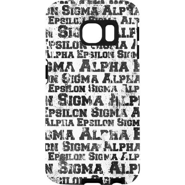 Shop Sigma Alpha Epsilon Samsung Cases