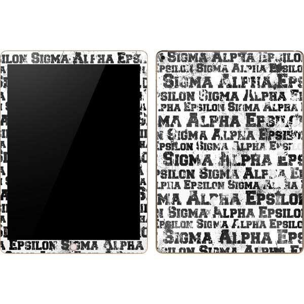 Shop Sigma Alpha Epsilon Tablet Skins
