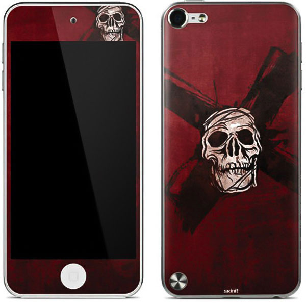 Shop Skulls and Bones iPod Skins