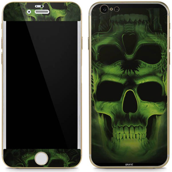 Shop Skulls and Bones Phone Skins