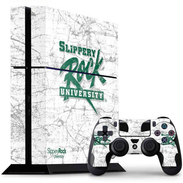 Shop Slippery Rock University PlayStation Gaming Skins