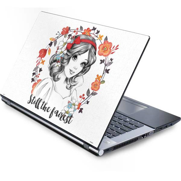Shop Snow White Laptop Skins
