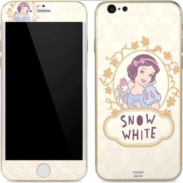 Shop Snow White Phone Skins