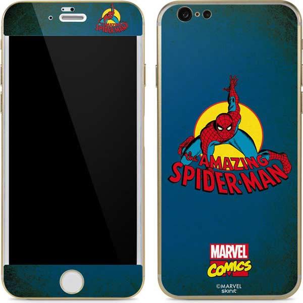 Shop Spider-Man Phone Skins