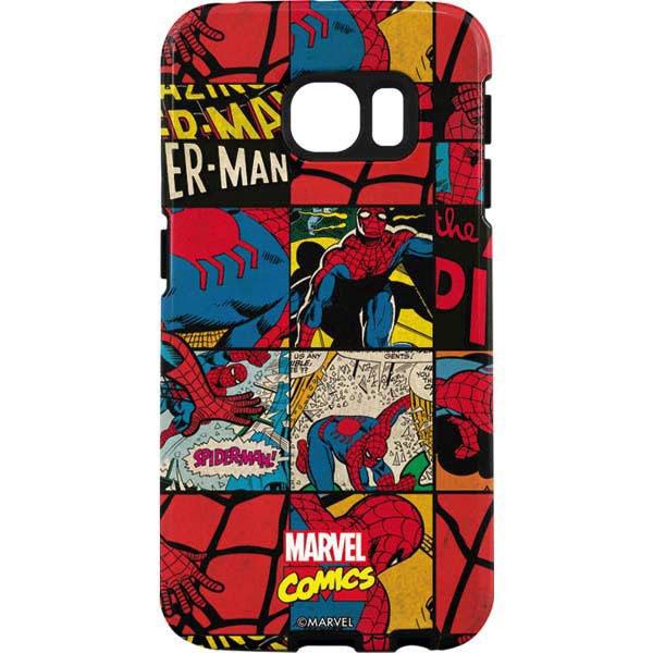 Spider-Man Samsung Cases