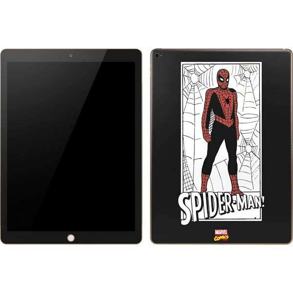 Spider-Man Tablet Skins