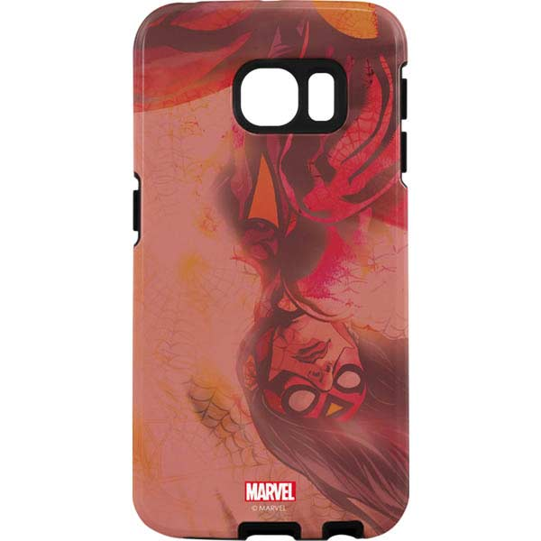 Spider-Woman Samsung Cases