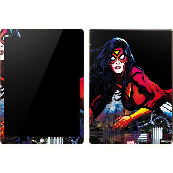 Spider-Woman Tablet Skins