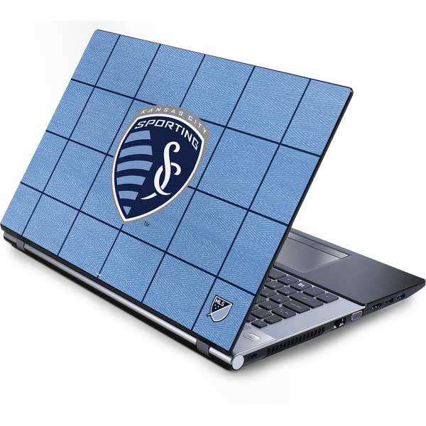 Shop Sporting Kansas City Laptop Skins