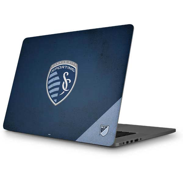 Shop Sporting Kansas City MacBook Skins