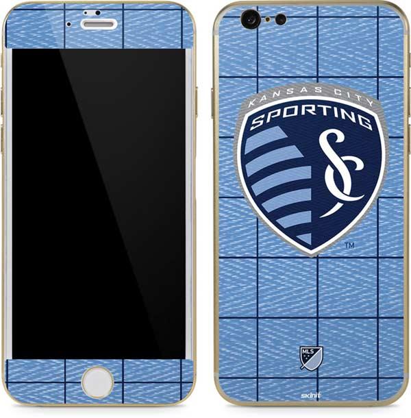 Sporting Kansas City Phone Skins
