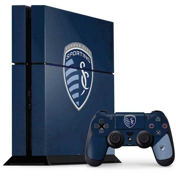 Sporting Kansas City PlayStation Gaming Skins