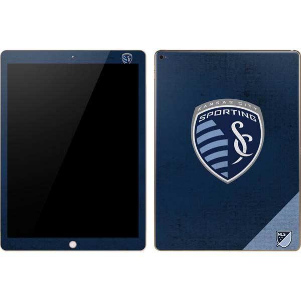 Sporting Kansas City Tablet Skins