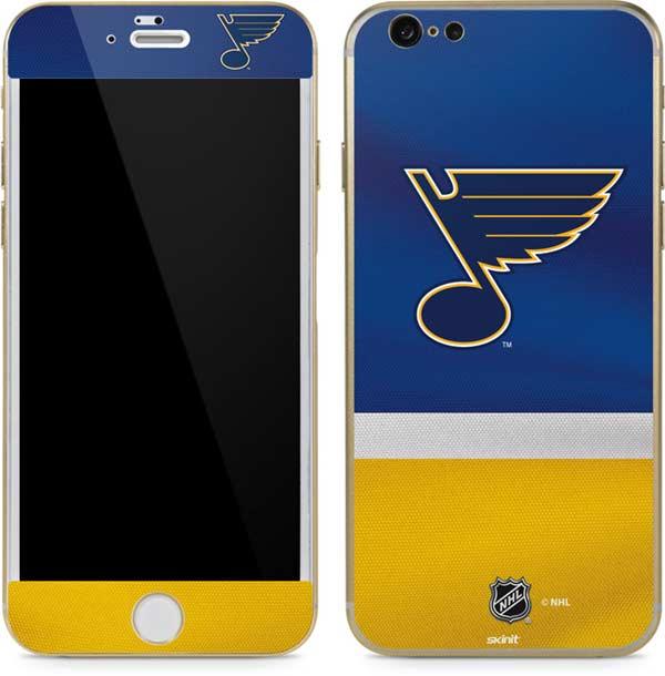 St. Louis Blues Phone Skins