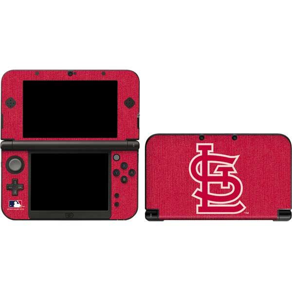 St. Louis Cardinals Nintendo Gaming Skins