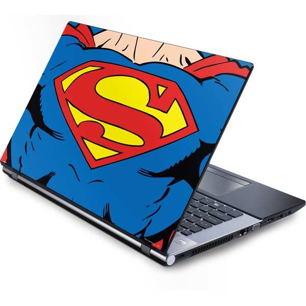 Shop Superman Laptop Skins