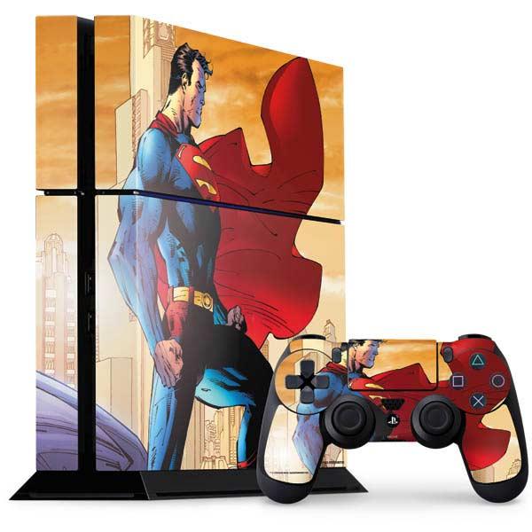 Superman PlayStation Gaming Skins