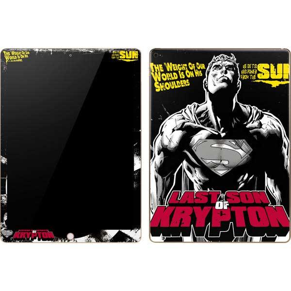 Shop Superman Tablet Skins