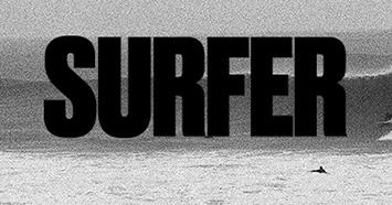 Browse SURFER Magazine Designs