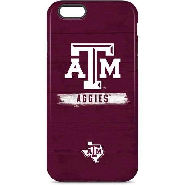 Shop Texas A&M University iPhone Cases