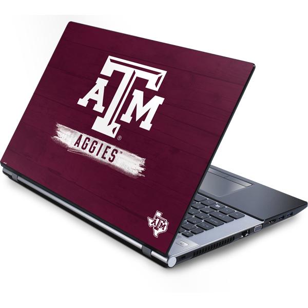 Shop Texas A&M University Laptop Skins