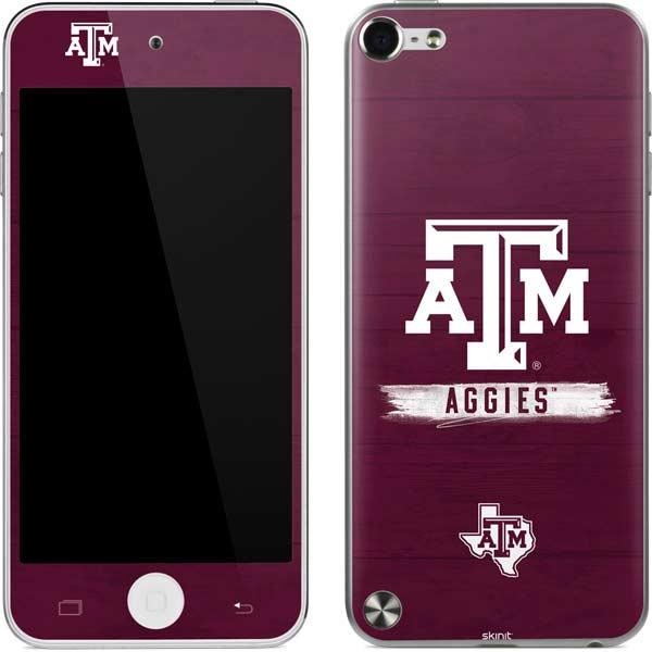 Shop Texas A&M University MP3 Skins