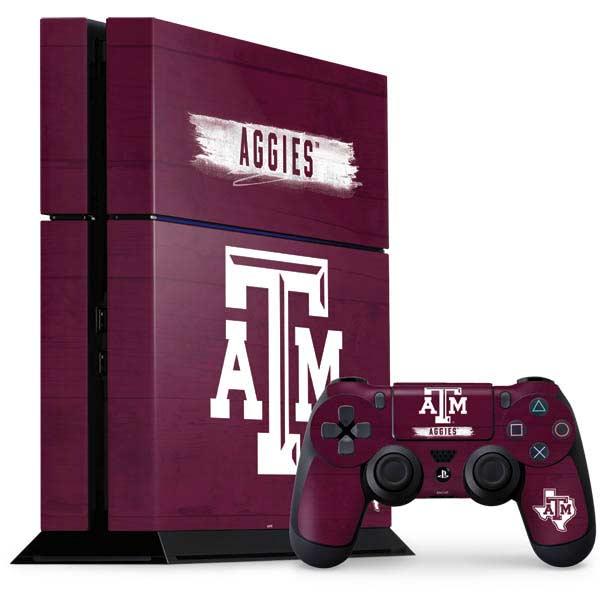 Shop Texas A&M University PlayStation Gaming Skins
