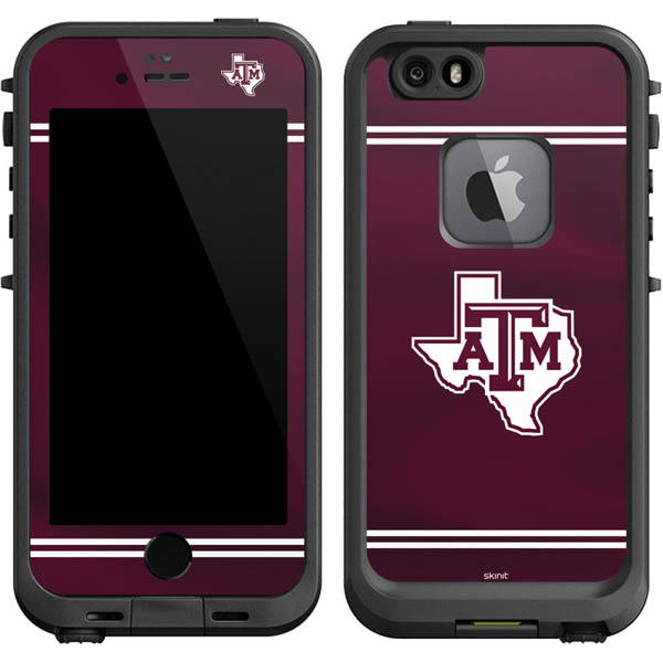 Shop Texas A&M University Skins for Popular Cases