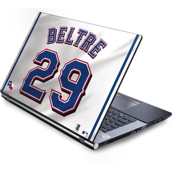 Texas Rangers Laptop Skins