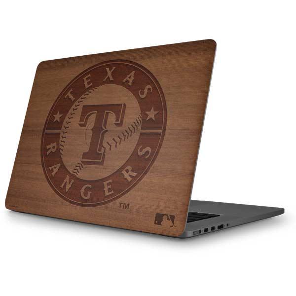 Texas Rangers MacBook Skins